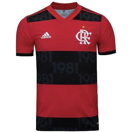 Camisa do Flamengo I 2021 adidas - Masculina