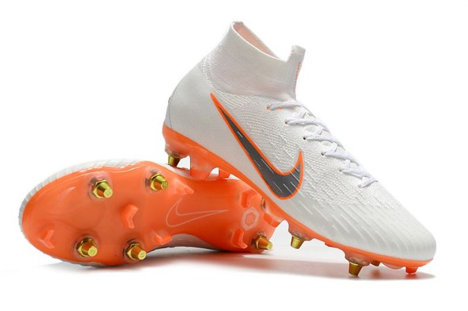 CHUTEIRA NIKE MERCURIAL SUPERFLY 6 ELITE SG CAMPO - TRAVA MISTA