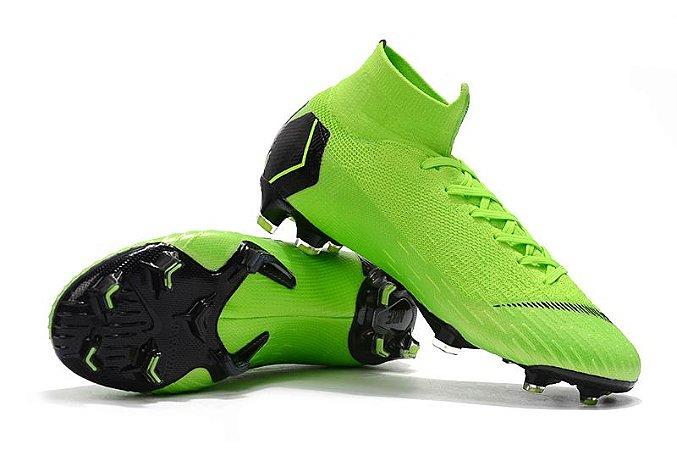Chuteira Nike Mercurial Superfly 6 Elite Campo - Loja de Artigos ... 8edf9027aab2a
