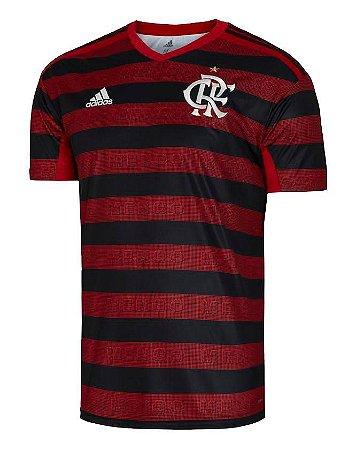 Camisa Flamengo I 2019/20 - Torcedor
