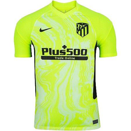 Camisa Atlético de Madrid III 20/21 Nike - Masculina