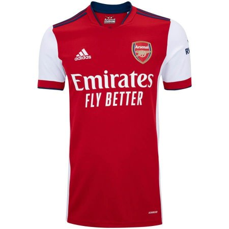 Camisa Arsenal I 21/22 - Masculina