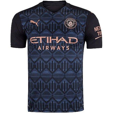 Camisa Manchester City II 20/21 Puma - Masculina