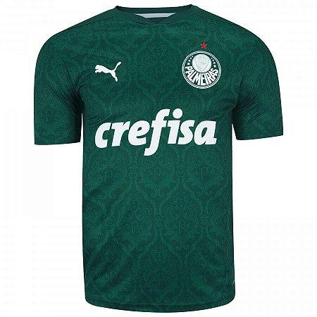 Camisa do Palmeiras I 2020 Puma - Masculina