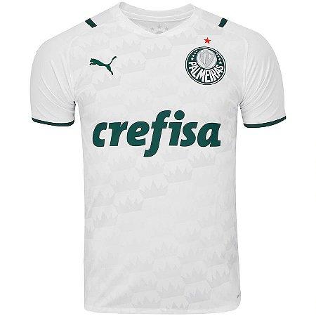 Camisa do Palmeiras II 2021 Puma - Masculina