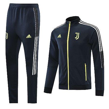 Conjunto Juventus 21/22 Adidas - Masculina