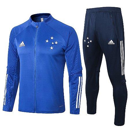 Conjunto Cruzeiro 20/21 Adidas - Masculina