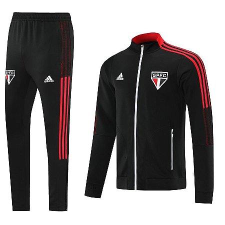 Conjunto São Paulo 21/22 Adidas - Masculina
