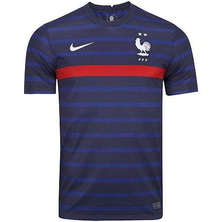 Camisa Seleção da França I 20/21 Nike - Masculina