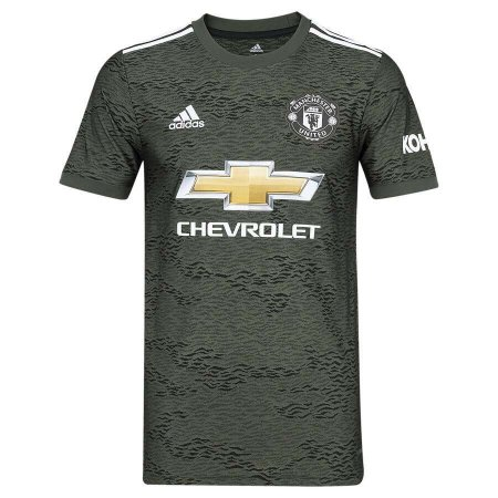 Camisa Manchester United II 20/21 adidas - Masculina