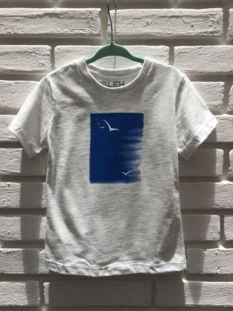 Camiseta Aquarela
