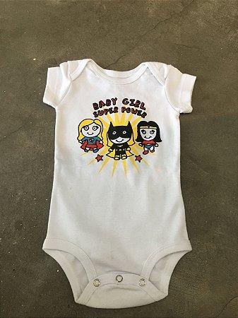 Body Baby Girl Power