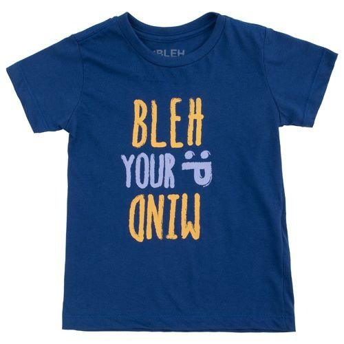 Camiseta Masculina - Bleh Your Mind