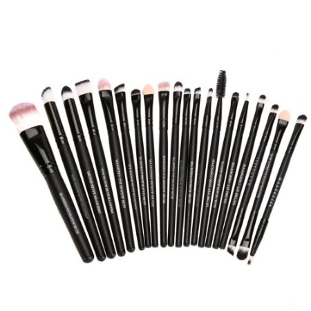 a2b41ddc5e4bc Kit pincéis de sombra maquiagem profissional - Oren Store