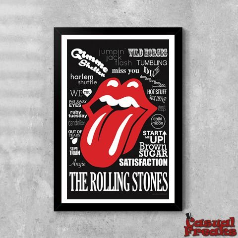Quadro The Rolling Stones