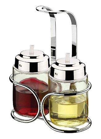 Galheteiro Para Vinagre E Azeite 100 Ml Luxo - Ref. 2242