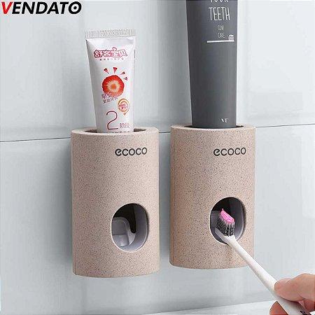 Dispensador de Pasta de Dentes Automático com Adesivo Dispensador de Creme Dental - Ref. CH90