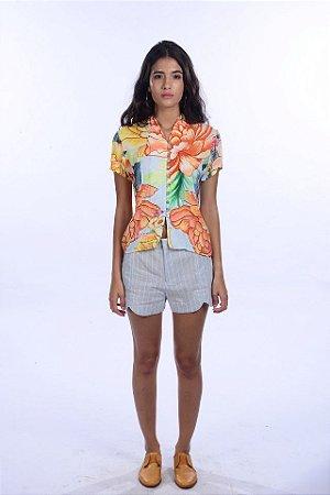 Blusa Nipônica Floral