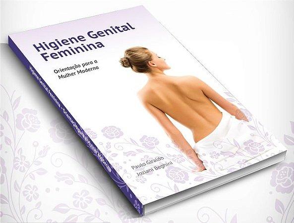 Livro Higiene Genital Feminina