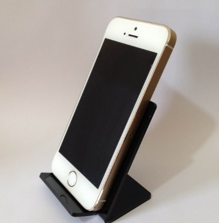 Expositor para celular preto - 10 peças