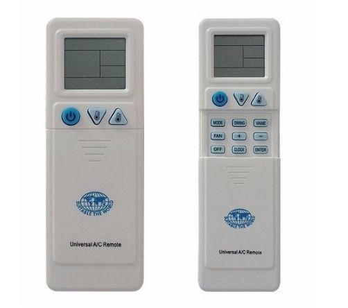 Controle Remoto Para Ar Condicionado Modelo Universal