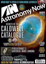 ASTRONOMY NOW APRIL 2021