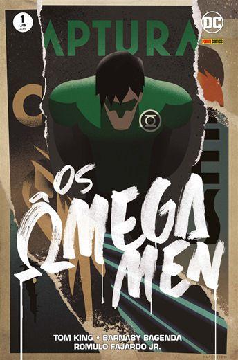 Os Ômega Men Vol.01
