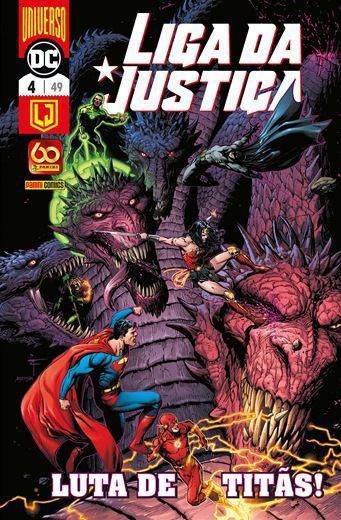Liga da Justiça - 04 / 49
