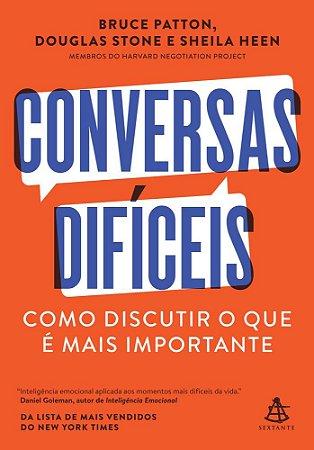 CONVERSAS DIFICEIS - SEXTANTE