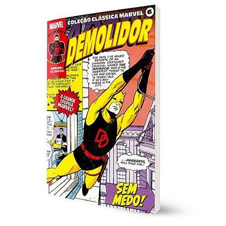 Coleção Classica Marvel Vol.06 - Demolidor Vol.01