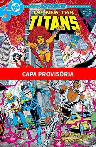 Os Novos Titãs Vol. 14 Lendas do Universo DC
