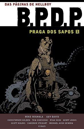 BPDP OMNIBUS - PRAGA DOS SAPOS VOL. 1