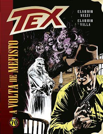 TEX - A VOLTA DE MEFISTO