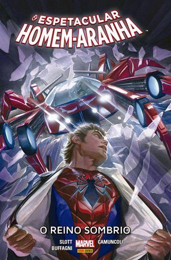 O Espetacular Homem-Aranha Vol.09 - O Reino Sombrio Nova Marvel Deluxe