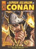A Espada Selvagem de Conan Vol.43