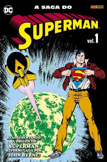 A Saga do Superman vol.01