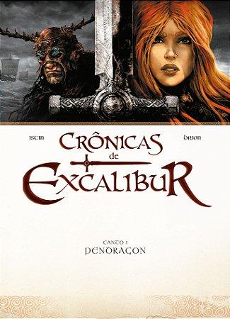 CRÔNICAS DE EXCALIBUR VOL. 01 PENDRAGON