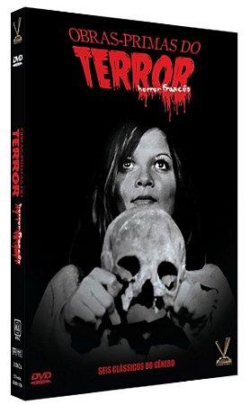 Obras-Primas do Terror: Horror Francês - Edição Limitada Com 6 Cards (Caixa com 3 DVDs)