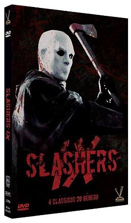 Slashers Vol. 9 - Edição Limitada Com 4 Cards (Caixa com 2 DVDs)