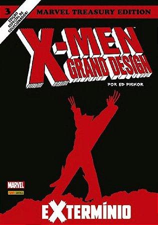 X MEN - GRAND DESIGN 3 - PANINI