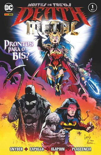 Noites de Trevas: Death Metal vol.01