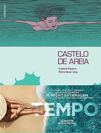 CASTELO DE AREIA - TORDESILHAS