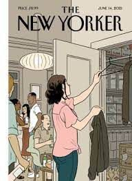 THE NEW YORKER JUNE 14  2021