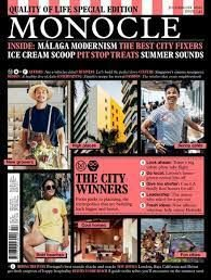 MONOCLE JULY/AUGUST 2021