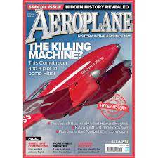 AEROPLANE AUGUST  2021