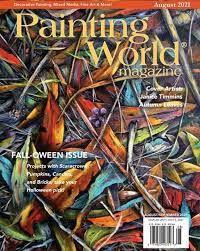Painting World magazine august/september 2021