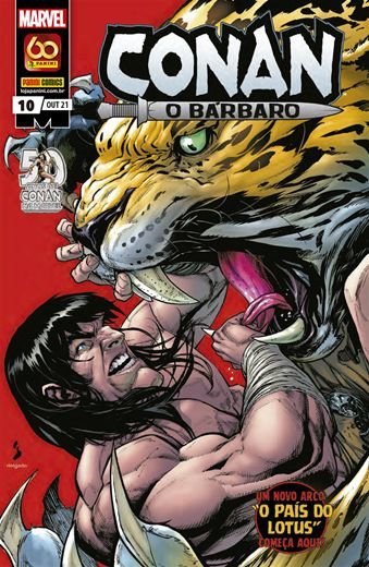 Conan, O Bárbaro - 10