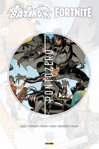 Batman/Fortnite: Ponto Zero