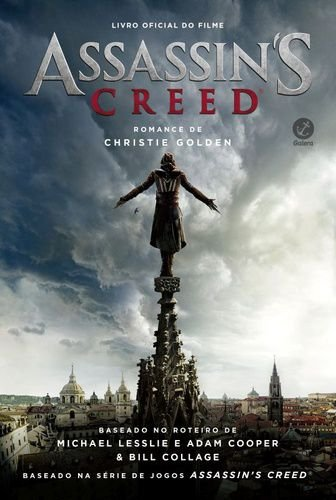 Livro Assassins Creed
