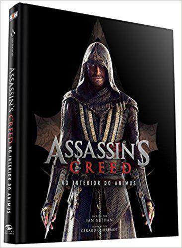 Livro Assassins Creed - No interior do Animus